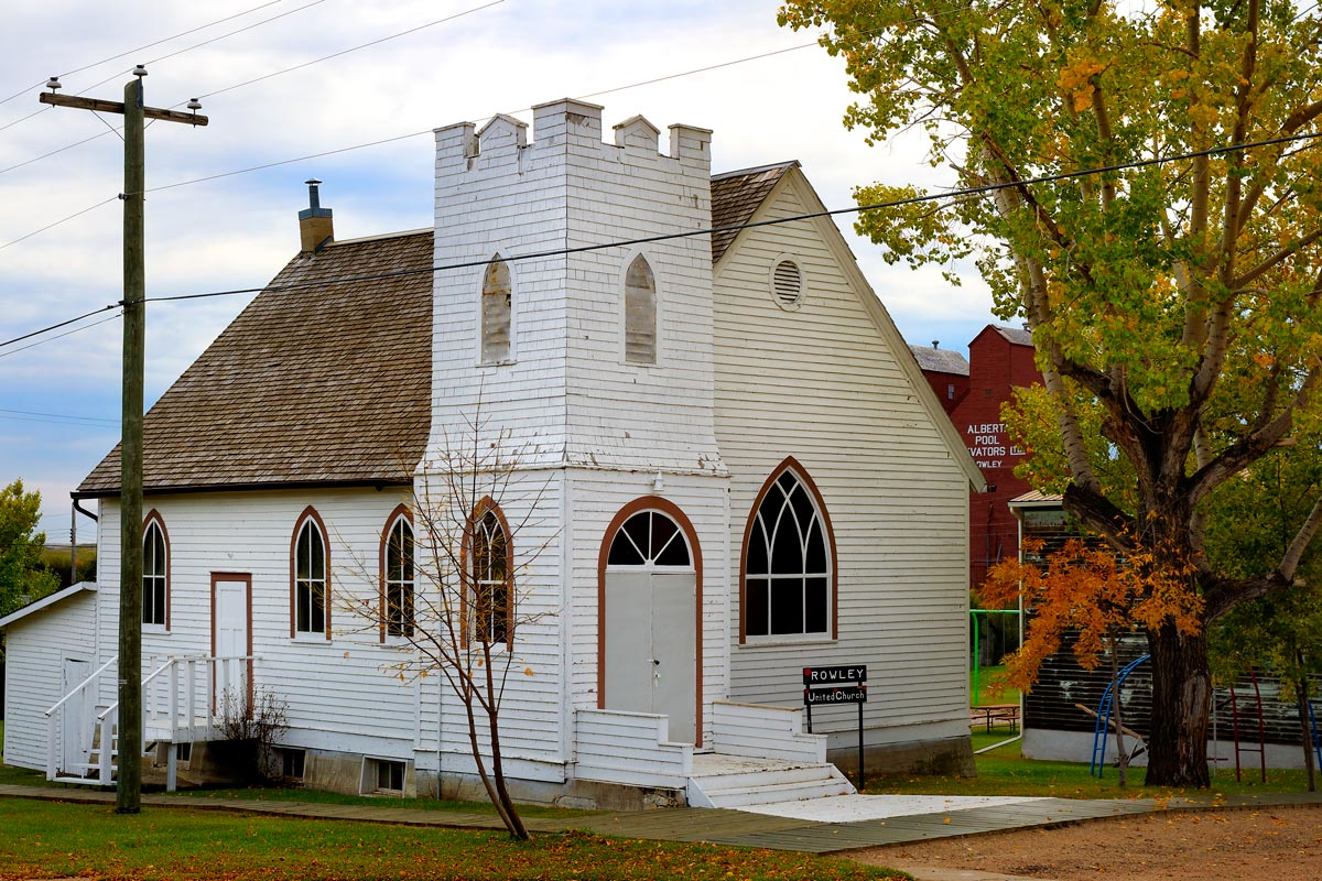 Old Rowley United Church